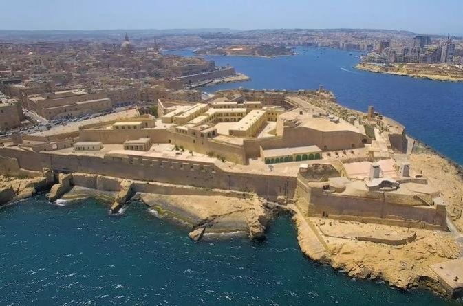 Fort St Elmo Valletta