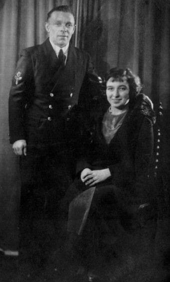 Stanley with wife Beatrice